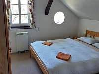ložnice apartmán - Josefův Důl - Dolní Maxov