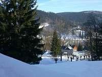 pohled z okna - Josefův Důl - Dolní Maxov