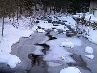 řeka Kamenice - Josefův Důl - Dolní Maxov