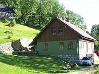 ubytování Lyžařský areál U Čápa - Příchovice na chalupě k pronájmu - Desná v Jizerských horách