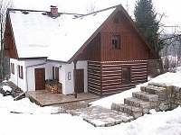 ubytování Skiareál U Čápa - Příchovice Chalupa k pronajmutí - Jiřetín pod Bukovou
