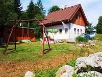 Josefův Důl - Dolní Maxov - rekreační dům k pronajmutí - 3