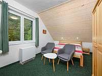 Rodinný pokoj 2+3 - ubytování Lučany nad Nisou - Jindřichov
