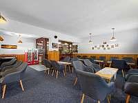 Společenská místnost / bar - ubytování Lučany nad Nisou - Jindřichov