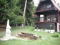 ubytování Lyžařský vlek Líšný na chatě k pronájmu - Vlastiboř