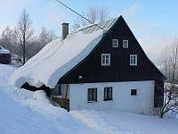 Chalupa k pronajmutí - zimní dovolená Tanvald
