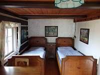 ložnice vedle kuchyně - Tanvald - Šumburk