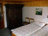 pokoj v patře - Tanvald - Šumburk