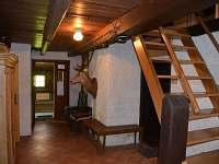 předsíň - chalupa ubytování Tanvald - Šumburk