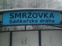 4km dlouhá trasa z Černé Studnice.