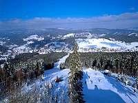 Špičák Albrechtice-nejvetší lyžařské centrum Jizerek