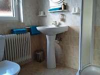3x koupelna - pronájem chalupy Smržovka