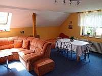 Apartmán Fischerových - pronájem apartmánu - 12 Horní Tanvald
