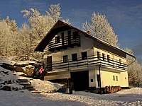 Chalupa k pronájmu - zimní dovolená Lučany nad Nisou - Bramberk