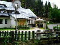 penzion Černá Říčka
