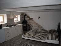 Stylové bydlení ve sklípku