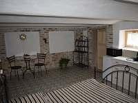 Apartmán na horách - okolí Jablonce nad Nisou