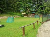 hřiště k využítí sportovních aktivit