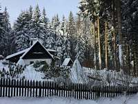 Chalupa Pavel v zimě