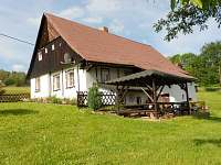 ubytování Skiareál Šachty Vysoké nad Jizerou na chalupě k pronájmu - Jílové u Držkova
