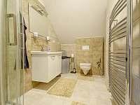 Koupelna - apartmán k pronájmu Albrechtice v Jizerských horách