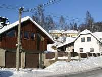 ubytování Lyžařský areál Tanvaldský Špičák v apartmánu na horách - Albrechtice v Jizerských horách