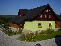 Chata k pronajmutí - okolí Tanvaldu