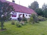 Přední strana domu