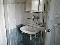 koupelna - chata ubytování Liberec