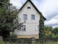 Chata ubytování v obci Loučná nad Nisou