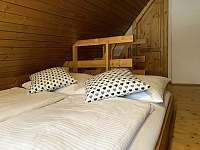 Mezonetové spaní - přistýlka - apartmán k pronájmu Albrechtice v J. h. - Mariánská Hora