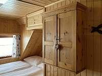 Severní ložnice - pronájem apartmánu Albrechtice v J. h. - Mariánská Hora