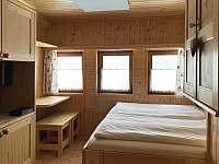 Severní ložnice - apartmán k pronajmutí Albrechtice v J. h. - Mariánská Hora