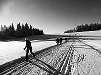 okolní běžkařské trasy - Josefův Důl - Dolní Maxov