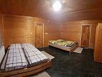 Apartmán č 5 (dva pokoje) - 4 lůžka - Josefův Důl