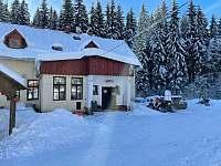 Penzion na horách - okolí Horního Maxova