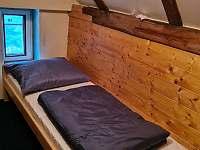 Pokoj č 1 - 4 lůžka (samostatné lůžko) - Josefův Důl