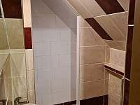 pokoj č 3 - koupelna - wc - Josefův Důl