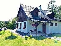 Chalupa k pronájmu - okolí Jiřetína pod Bukovou
