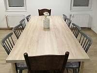 Kuchyně - apartmán k pronájmu Lučany nad Nisou