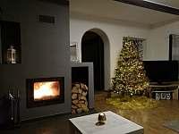 Vánoce - pronájem apartmánu Lučany nad Nisou