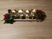 Vánoce - apartmán k pronajmutí Lučany nad Nisou