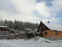 Zima - apartmán ubytování Lučany nad Nisou