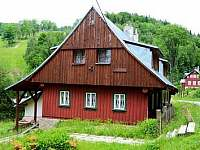 ubytování Rejdice na chatě