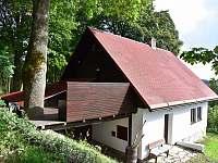 Chalupa 4 kafky - ubytování Hodkovice nad Mohelkou- Záskalí