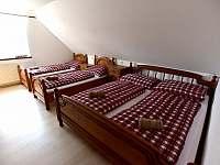 Čtyřlůžkový pokoj - Hodkovice nad Mohelkou- Záskalí