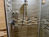 Koupelna - chalupa k pronájmu Hodkovice nad Mohelkou- Záskalí