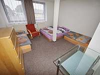 Čtyřlůžkový pokoj č.3 - Držkov