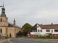 ubytování Skiareál Šachty Vysoké nad Jizerou v penzionu na horách - Držkov