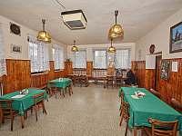 Stylová restaurace s možností celodenního stravování - Držkov